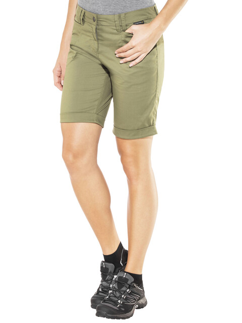 Jack Wolfskin Liberty Shorts Women burnt olive